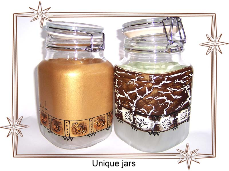 Uniques for Cool money jars